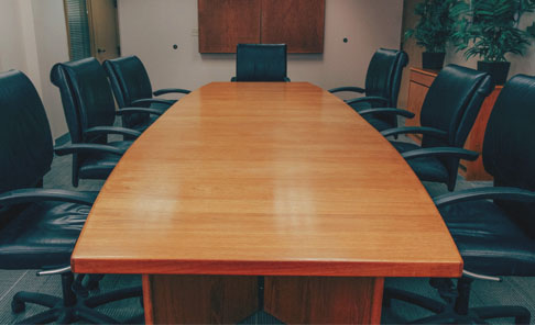 Meeting rooms, conference rooms and meeting spaces for rent